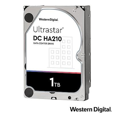 WD Ultrastar DC HA210 1TB 3.5吋企業級硬碟