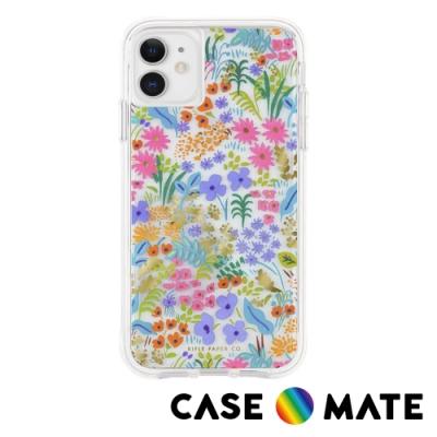 美國 Case●Mate x Rifle Paper Co. 限量聯名款 iPhone 11 防摔手機保護殼 - 植物園