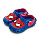 Marvel 漫威 蜘蛛人SPIDER-MAN輕量電燈園丁鞋 藍紅 79516