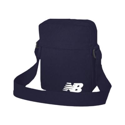 New Balance 斜背包 Mini Shoulder Bag 男女款 紐巴倫 小包 外出 輕便 基本款 藍 白 BG03080GNW