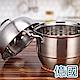 億國鍋具 不鏽鋼可視多功能三層蒸鍋28cm product thumbnail 1