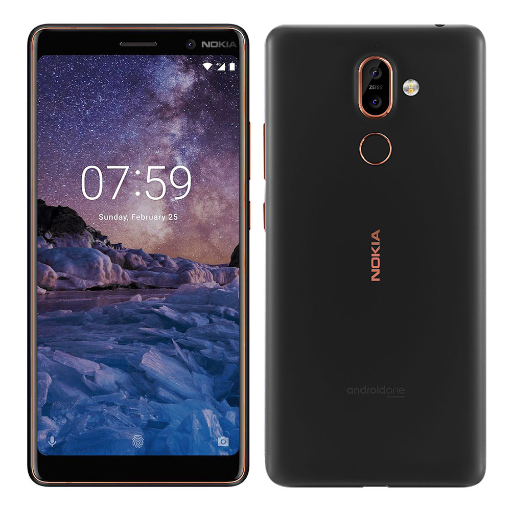 NOKIA  7 plus NOKIA 7 Plus (4G/64G) 6吋智慧手機