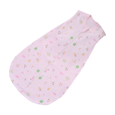 嬰兒台灣製純棉薄款防踢背心式睡袋 b0226 魔法Baby