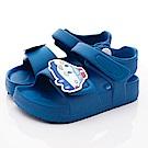 TAYO小巴士童鞋 超輕量涼鞋款 EI19230寶藍 (小童段)