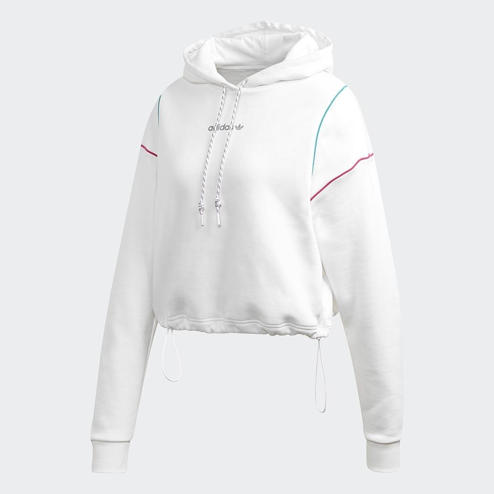 adidas T FOR TECH 連帽上衣 女 GC8789