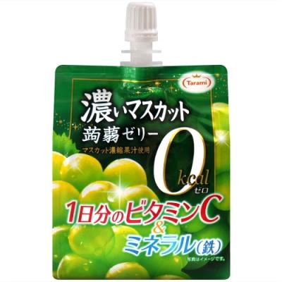 Tarami 零卡果凍飲便利包-青葡萄(150g)