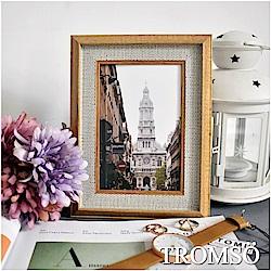 TROMSO 南法國度木紋4x6相框