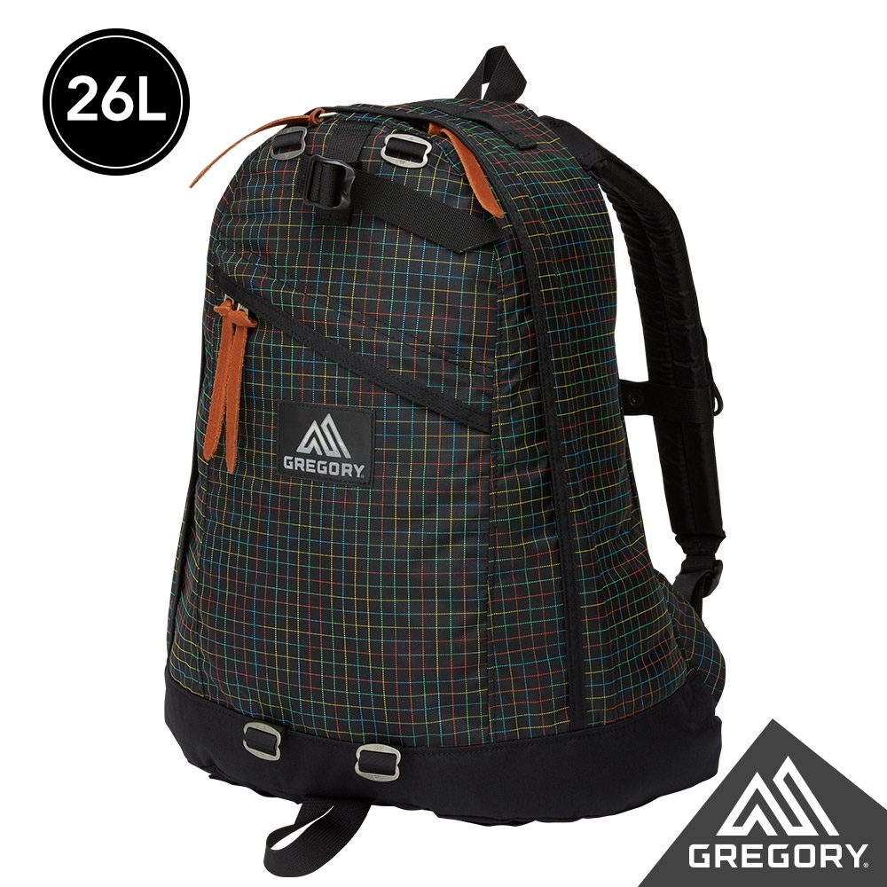 Gregory 26L DAY PACK後背包 絢彩格紋