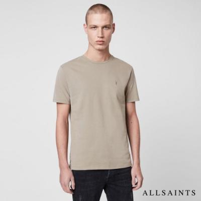 ALLSAINTS TONIC BRACE TONIC 純棉短袖T恤-草綠