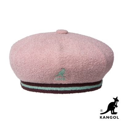 KANGOL-2-TONE BERMUDA 兩用貝蕾帽-暗粉紅色