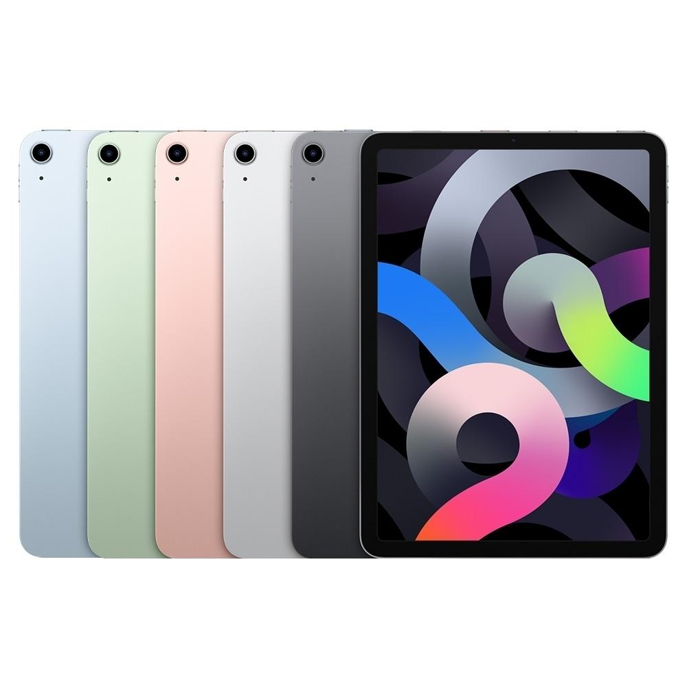 拆封福利品 Apple 2020 iPad Air 4 Wi-Fi 64G 10.9吋 平板電腦