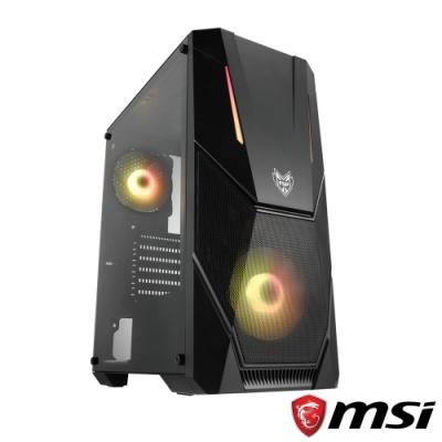 微星B460平台[焚天旗神]i5-10400F/16G/1T/RTX3060TI/256G_SSD
