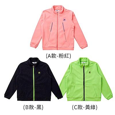 FILA KIDS輕盈換季外套(3色任選)(尺寸135-165cm)