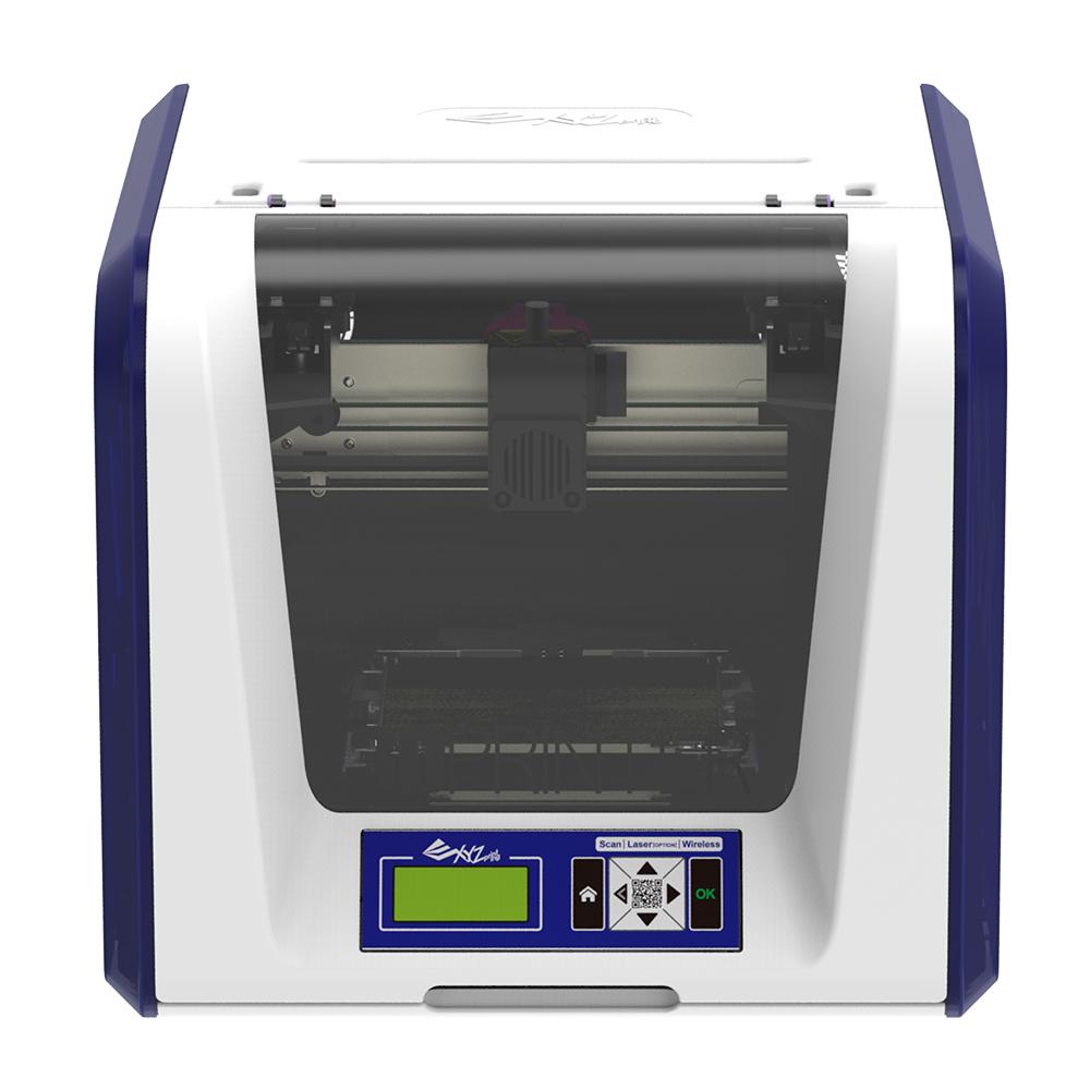 <無卡分期12期>XYZ  3D列印機(da Vinci Jr. 1.0 3in1)