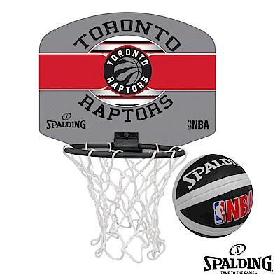 SPALDING 斯伯丁 NBA 隊徽 小籃板 暴龍 Raptors