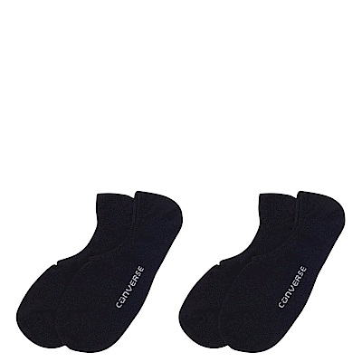 CONVERSE-隱形襪10004255-A03-黑