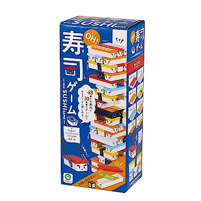 日本 EyeUp 壽司疊疊樂