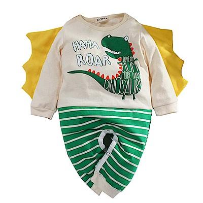 恐龍造型長袖連身衣 k60749魔法Baby