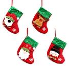 Baby童衣 聖誕老公公禮物袋 聖誕節禮物袋 老人袋子貼畫 88250