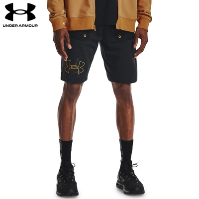 【UNDER ARMOUR】UA 男 SCRIBBLE短褲 (1366408-001)