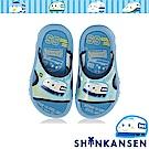 三麗鷗 新幹線童鞋 輕量減壓休閒拖鞋-水