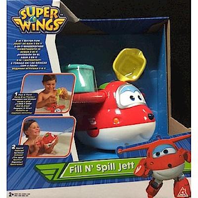 Super Wings超級飛俠  多功能洗澡水槍 玩具 AL36818