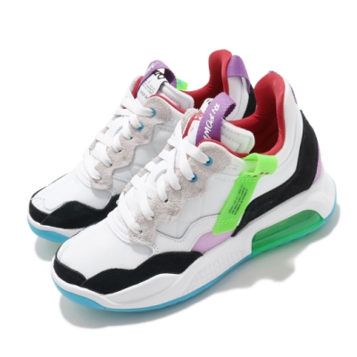 Nike 休閒鞋 W Jordan MA2 女鞋 喬丹 球鞋 復古 氣墊 穿搭 白 多 CW5992100
