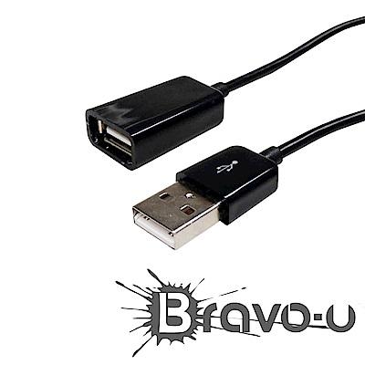 Bravo-u 1M USB 2.0 G.手機充電傳輸延長線