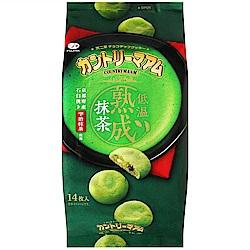 不二家 宇治抹茶風味鄉村餅(147g)
