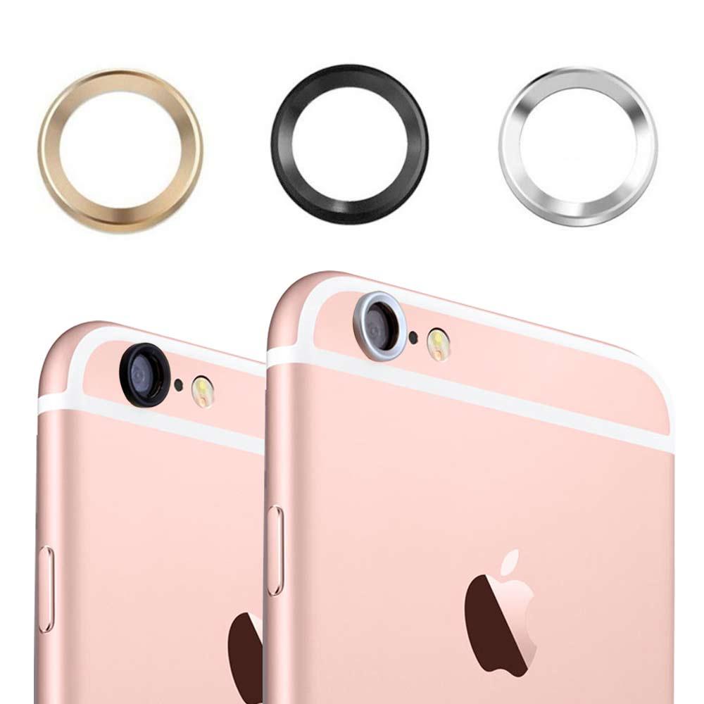 3入 最新 iPhone 6 6s 4.7吋 鏡頭強化金屬保護圈 防護圈