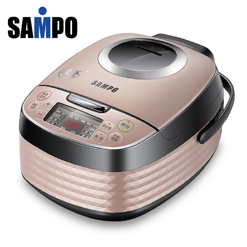 (快速到貨)SAMPO 聲寶 10人份微電腦電子鍋 KS-BR18Q