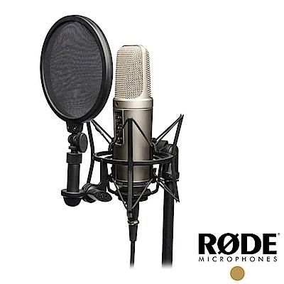 RODE 可調指向電容麥克風 NT2A【公司貨】