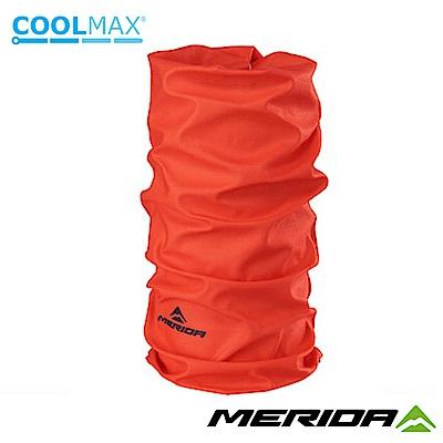 《MERIDA》美利達 Coolmax頭巾 紅 2309004072