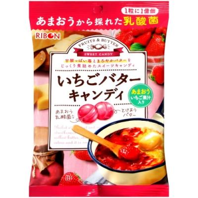 RIBON立夢 草莓奶油風味糖(92g)