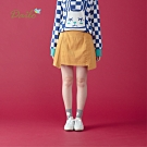 【Dailo】冬季條絨熊-裙子(四色)
