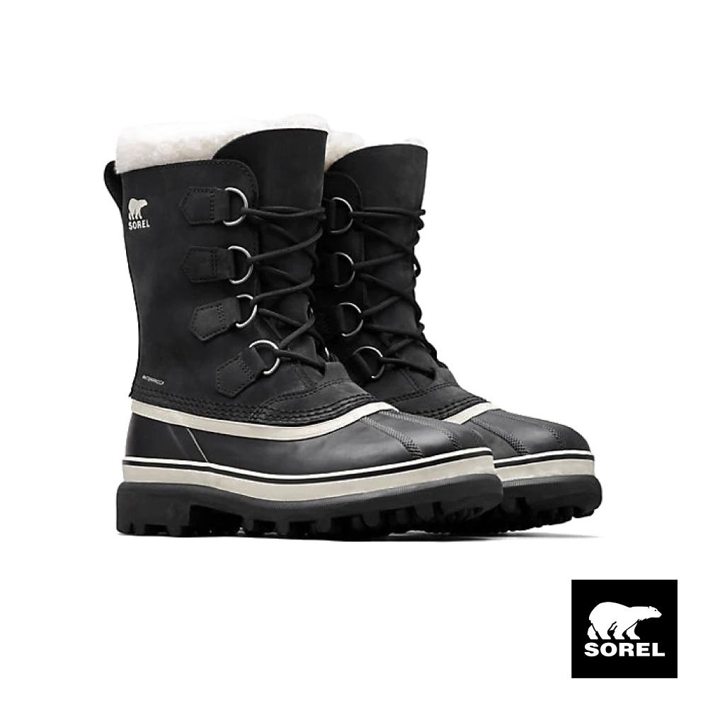 SOREL-女款卡里布運動靴-黑色