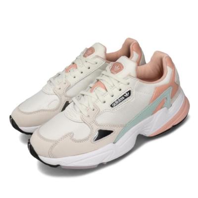 adidas 休閒鞋 Falcon W 復古 老爹鞋 女鞋
