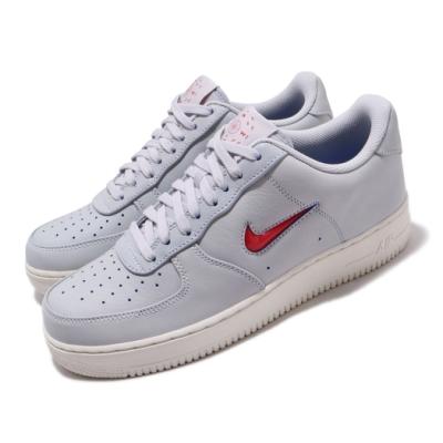 Nike 休閒鞋 Air Force 1 07 運動 男鞋 經典款 刮刮樂 小logo 穿搭 簡約 灰 紅 CK4392002