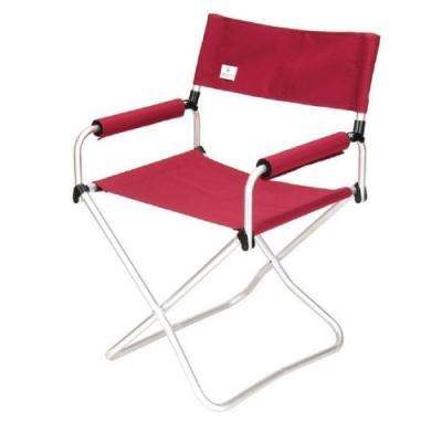 Snow Peak LV-077 FD Chair 折疊椅 寬版紅