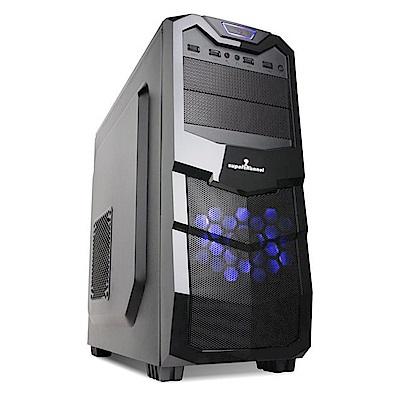 微星 影音系列【瀟灑之狂】Intel i3-8100 四核心極速電腦