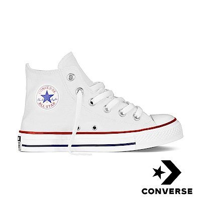 CONVERSE-All Star HI-童鞋-白