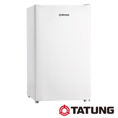 TATUNG大同 101L 3級單門電冰箱 TR-101GTW-W