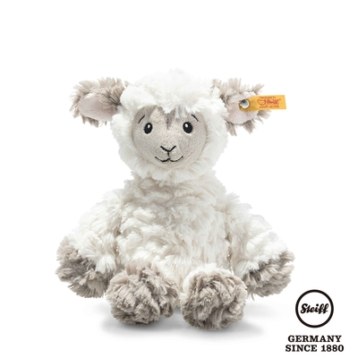 STEIFF德國金耳釦泰迪熊  Lita Lamb 晚安小羊 (嬰幼兒玩偶)