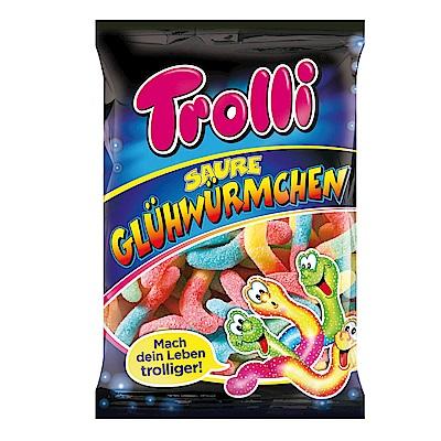 德國Trolli 軟糖-爆酸蚯蚓造型(200g)