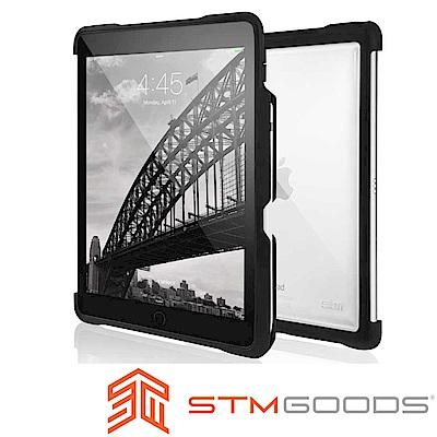 澳洲STM Dux Shell Duo iPad Air (第三代) 專用軍規防摔殼-黑