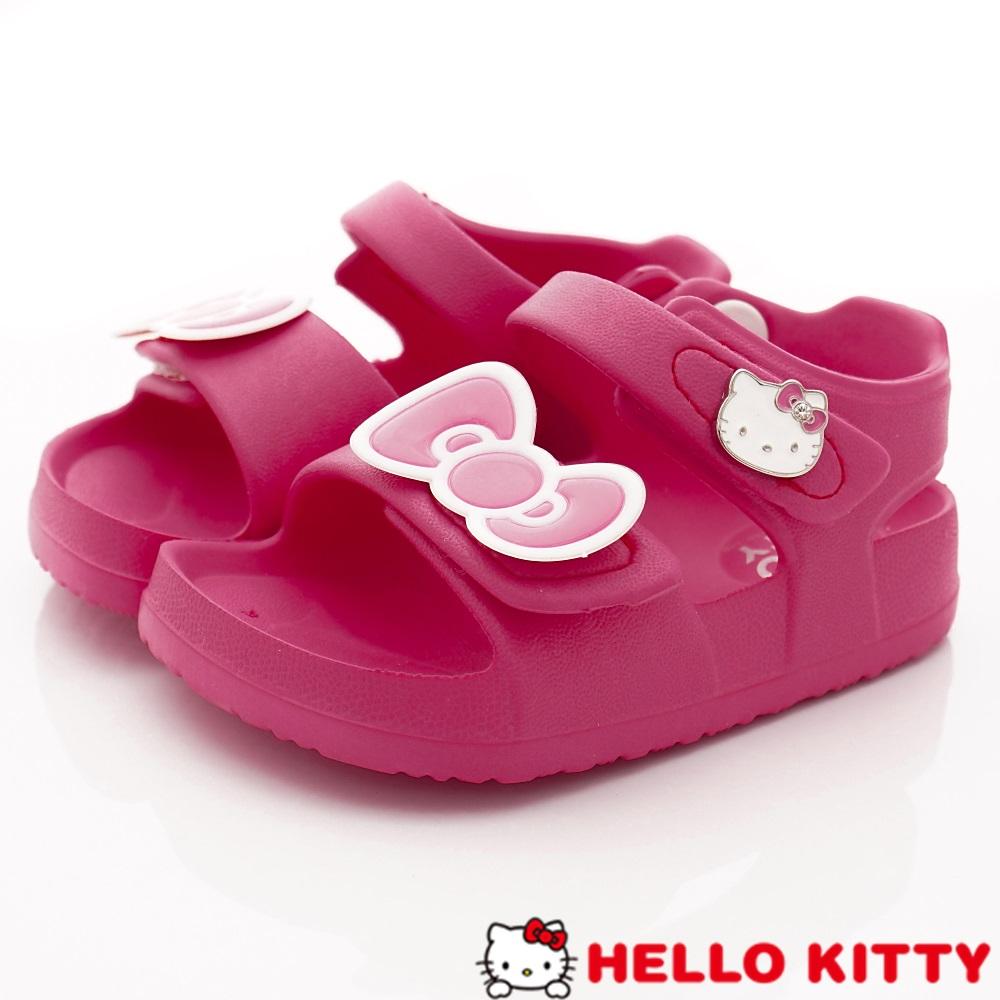HelloKitty童鞋 超輕量休閒鞋款 EI19229桃(小童段)