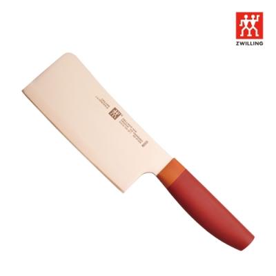 德國雙人 ZWILLING Now 剁刀 15cm 石榴紅