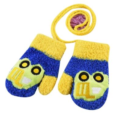 Baby童衣 兒童保暖手套 男女童卡通造型手套 88246