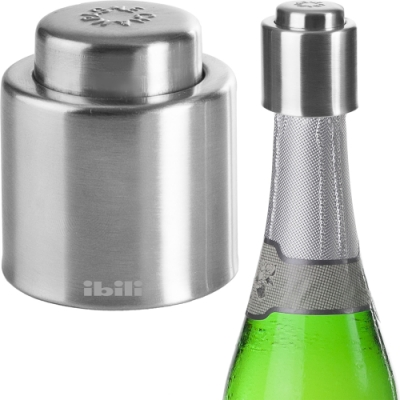 《IBILI》不鏽鋼香檳瓶塞