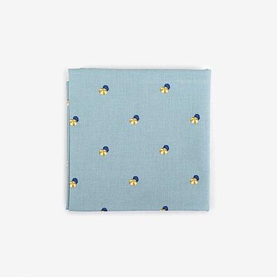 Dailylike 北歐風綿質手帕-50陽傘